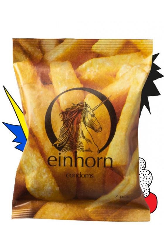 WEGAŃSKIE PREZERWATYWY FOOD PORN EINHORN