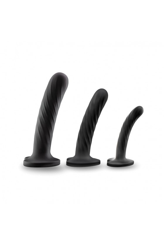 ZESTAW 3 x DILDO BLUSH TEMPTASIA TWIST KIT