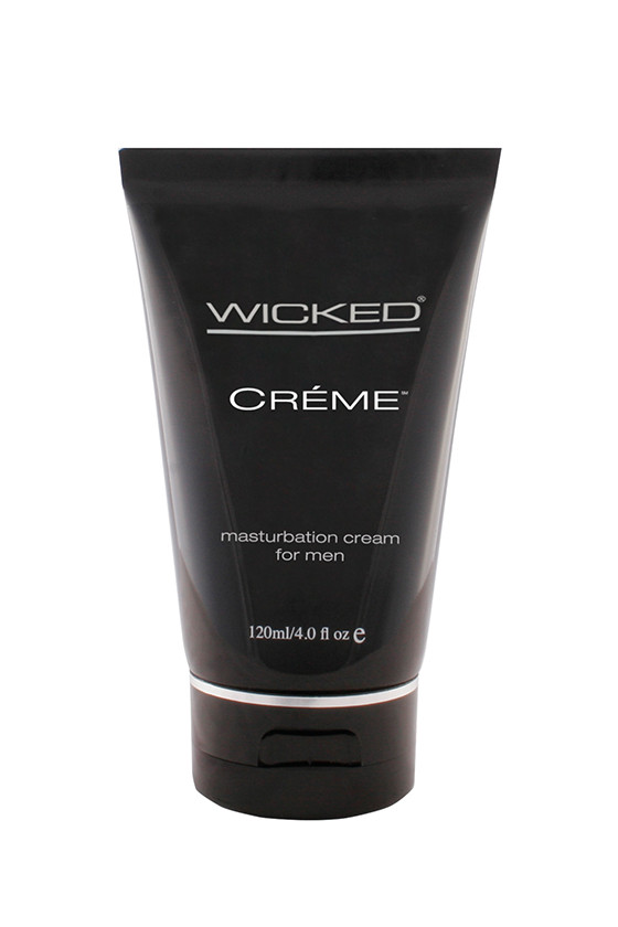 KREM DO MASTURBACJI WICKED MASTURBATION CREME 120 ml