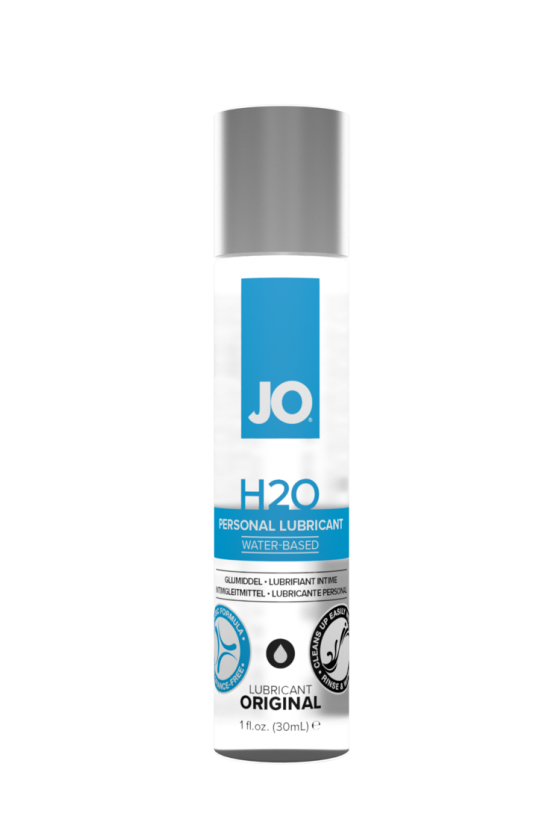 LUBRYKANT NA BAZIE WODY SYSTEM JO® H2O ORIGINAL
