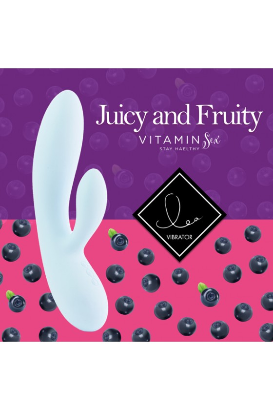 Feelztoys Lea Juicy&Fruity Jagodowy + Satisfyer Curvy 1+