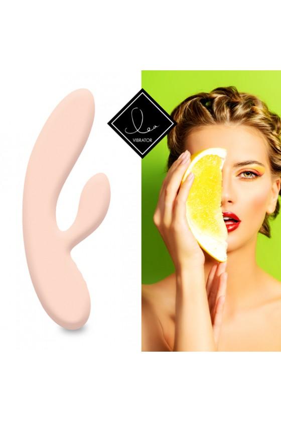 Feelztoys Lea Juicy&Fruity Pomarańczowy + Satisfyer Curvy 1+