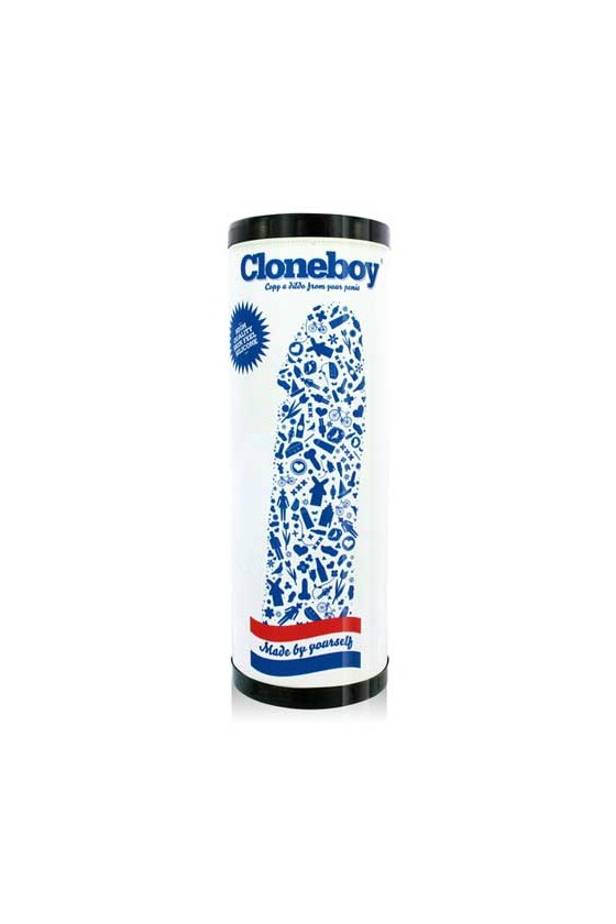 Zestaw DIY do odlewu penisa Cloneboy Dildo Delftware
