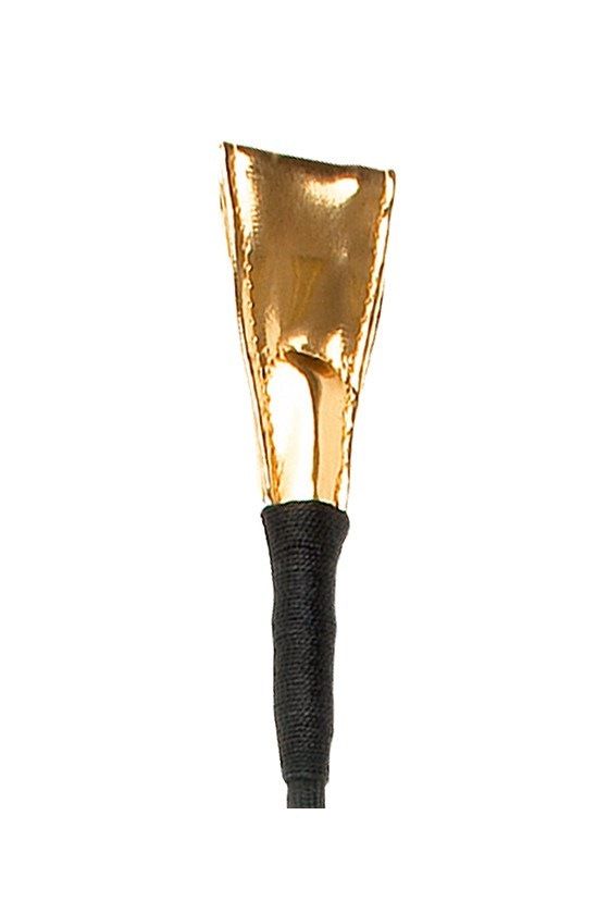 Szpicruta Fetish Fantasy Gold Riding Crop