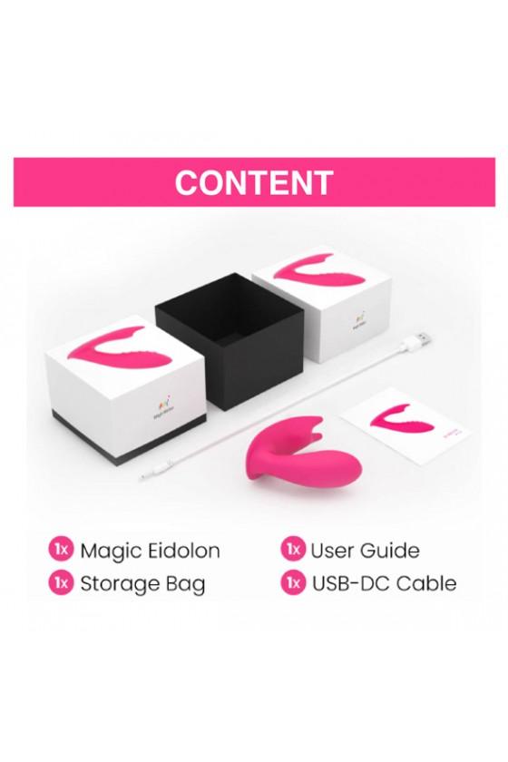 Wibrator waginalno łechtaczkowy sterowany smartfonem Magic Motion Eidolon