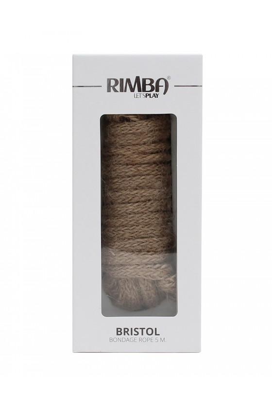 Lina konopna Rimba Bristol Cord Natural Hemp 5 m