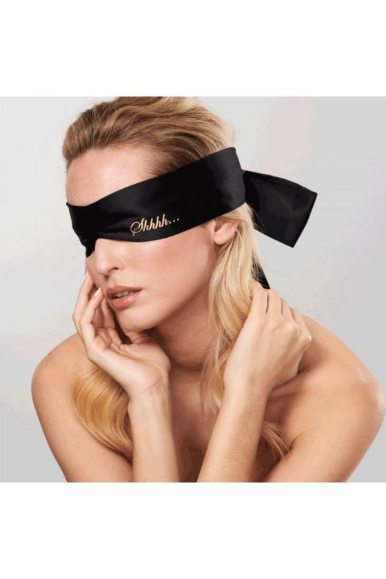 Opaska na oczy Bijoux Indiscrets Shhh Blindfold