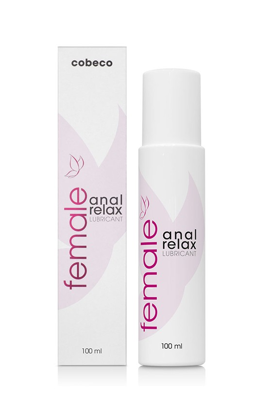Lubrykant analny Female Cobeco Anal Relax 100ml