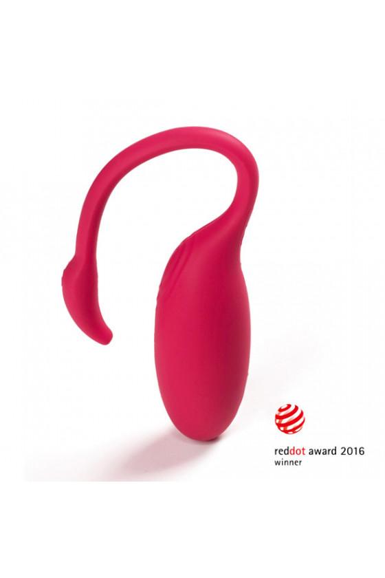 Zdalnie Sterowany Wibrator Jajeczko Magic Motion Flamingo