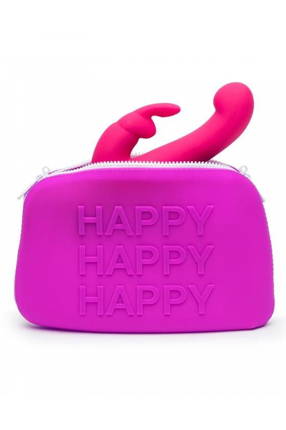 Etui na gadżety erotyczne Happy Rabbit Zip Bag Large