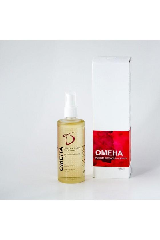 Organiczny olejek do masażu Désirables Omeha