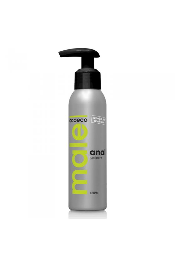 Lubrykant analny Cobeco Male Anal Lubricant 150 ml i 250 ml