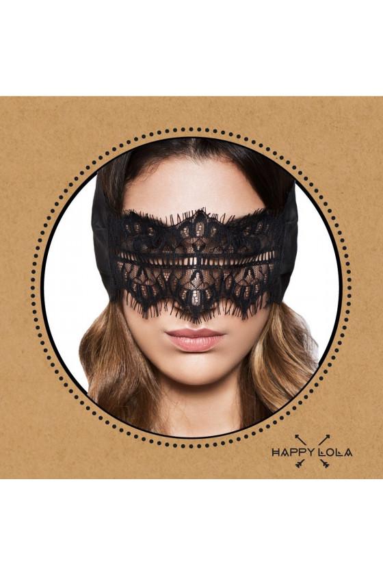 Koronkowa Opaska Na Oczy Happy Lola Lace Mask