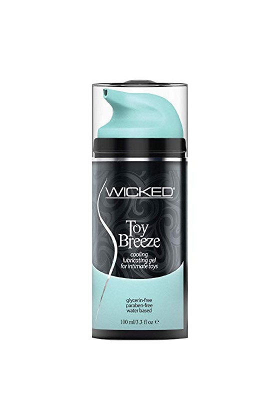 CHŁODZĄCY LUBRYKANT WICKED® TOY BREEZE 100 ML