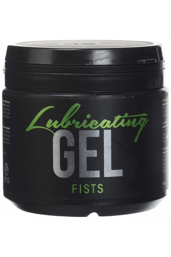 ŻEL DO FISTINGU COBECO BODY LUBE GEL FISTS 500 ML